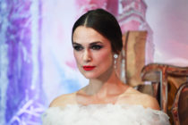 Actor Keira Knightly, who recently explained why the lesbian sex scenes in her new film Colette had been watered down