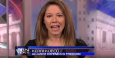 Kerri Kupec of Alliance Defending Freedom