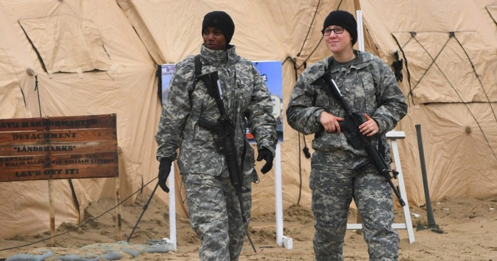 South Korean soldiers (Getty Images)