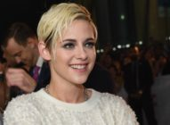 Kristen Stewart who will star in lesbian Christmas movie Happiest Season