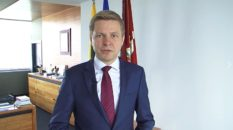 The Mayor of Lithuania