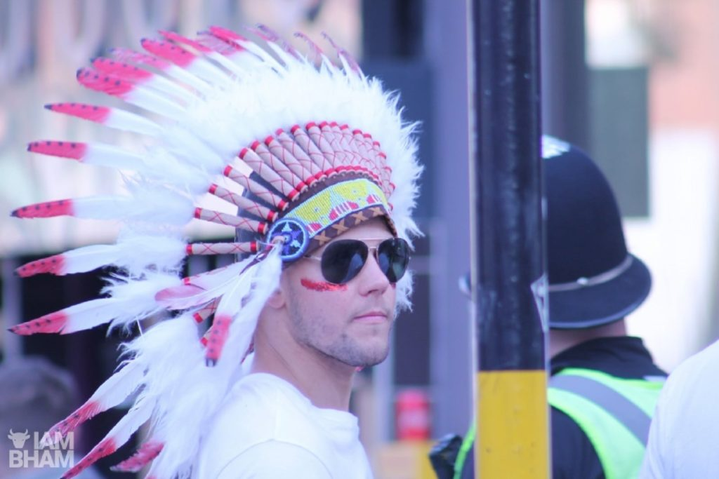 Activists call for ban on 'cultural appropriation' at Pride