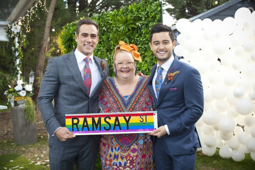 About gay wedding