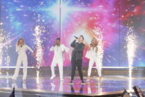 Michael Rice performs live on stage during the 64th annual Eurovision Song Contest. (Michael Campanella/Getty Images)