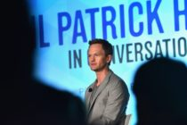 NEW YORK, NY - MAY 21: Actor Neil Patrick Harris speaks onstage during Neil Patrick Harris: In Conversation in the AT&T Studio during the 2017 Vulture Festival at Milk Studios on May 21, 2017 in New York City. (Photo by Bryan Bedder/Getty Images for Vulture Festival)