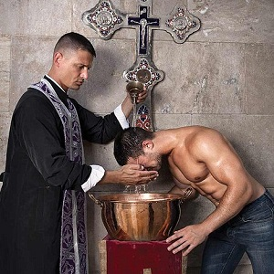 PRIEST GAY NAKED