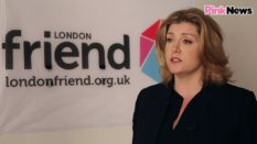 Equalities minister Penny Mordaunt, who has quit the government