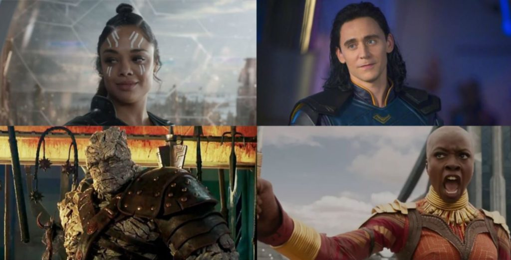 Valkyrie, Korg and other queer Marvel characters that have