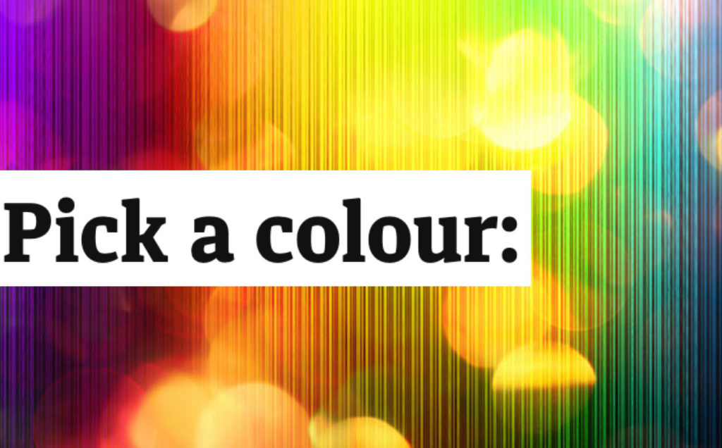QUIZ: How well do you know the colours of the pride flag?