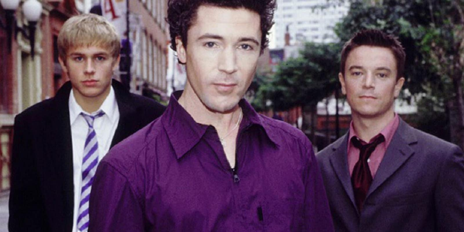 Queer as Folk followed the lives of three gay characters.