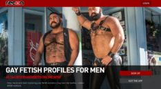 Recon fetish website BDSM gay men