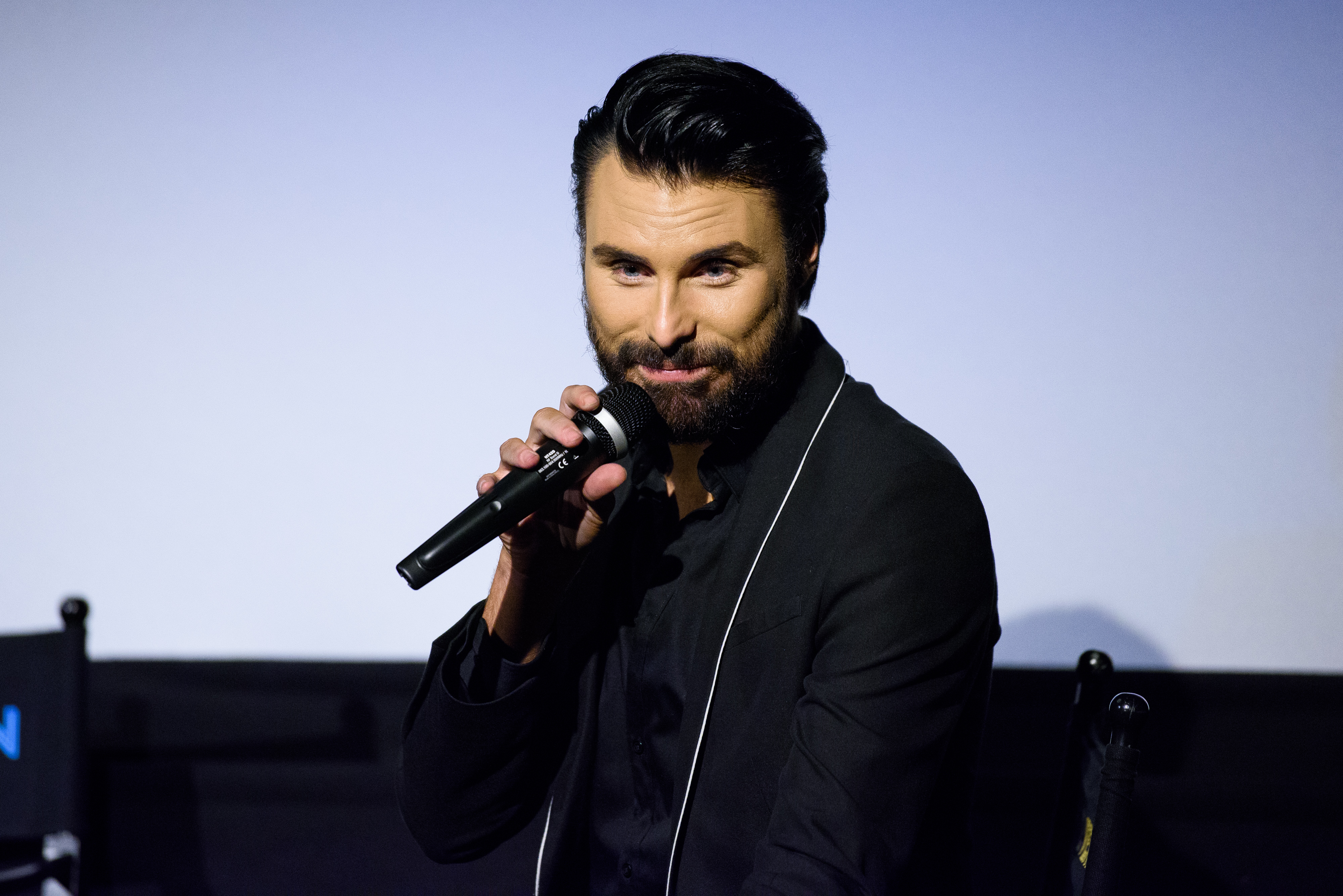 Rylan Clark-Neal says he played up to a character