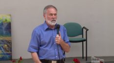 Scott Lively has claimed that God removed Donald Trump from office because he was too accepting of homosexuality.