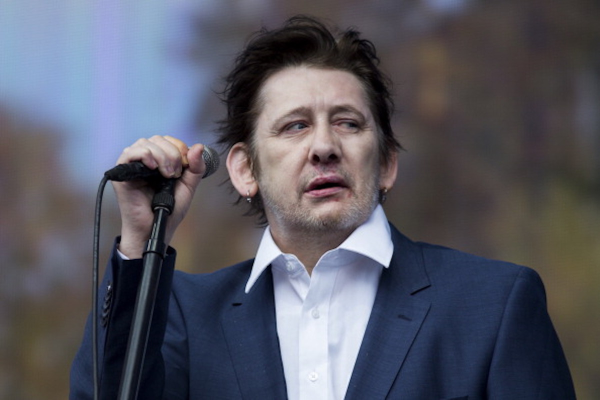 "Shane MacGowan, who has said the ""faggot"" lyric in ""Fairytale of New York"" is ""not intended to offend"""