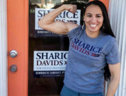 Openly LGBT+ candidate Sharice Davids is running for Congress in Kansas (Twitter)
