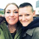 "Lesbian couple Sheri and Ayssa Monk, from Canada, said they were forced out their jobs for being ""too gay"""