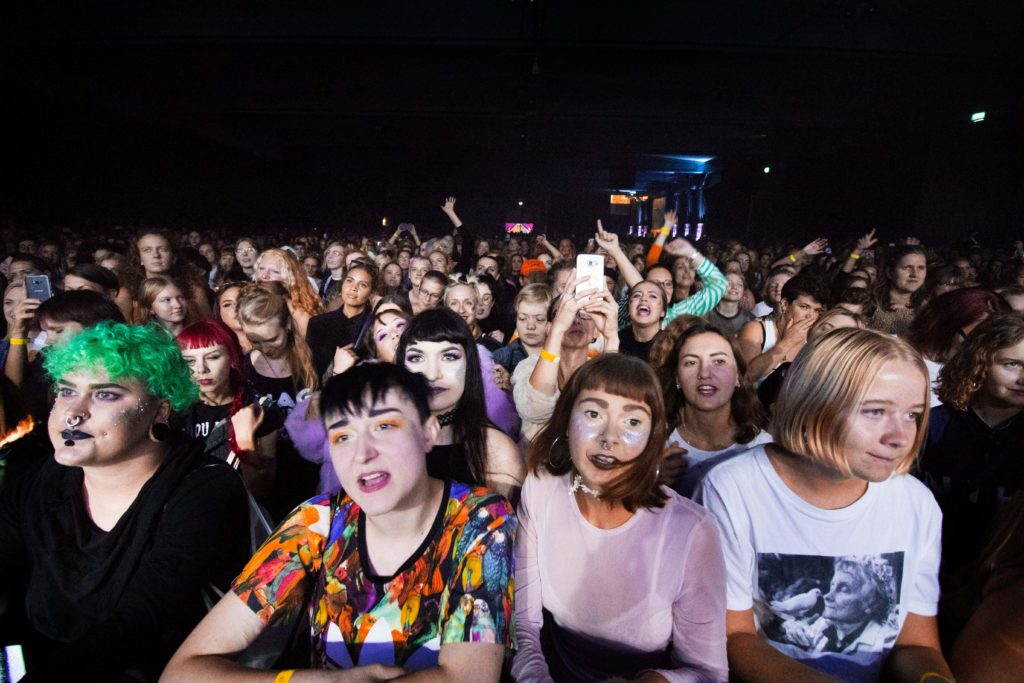 Statement Festival in Sweden, which has been found guilty of discrimination