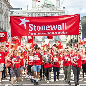 A history of Stonewall with lesbian queens Lisa Power and Nancy Kelley