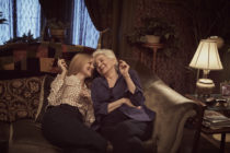 Photo of Laura Linney and Olympia Dukakis in Tales of the City