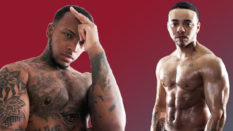 Transgender men Kenny and Roshaante discuss coming out in PinkNews series First Times