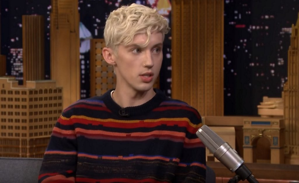 Troye Sivan on The Tonight Show Starring Jimmy Fallon