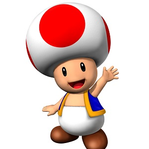 Mario Producer Toad Doesn T Have A Gender