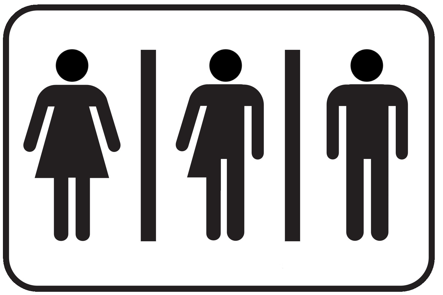 What Is A Gender Neutral Bathroom