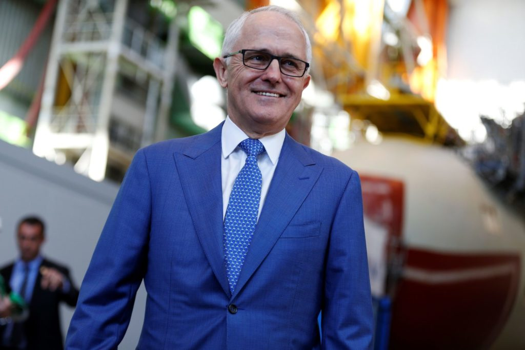 Prime Minister Malcolm Turnbull (Stefan Postles/Getty Images)