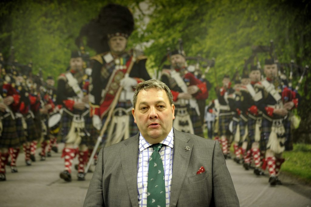 UK Independence Party Member of the European Parliament David Coburn