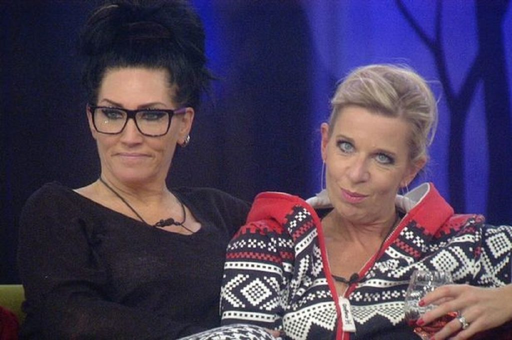 Michelle Visage and Katie Hopkins