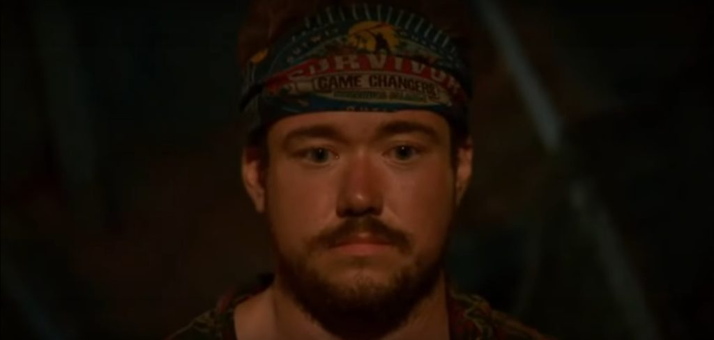 Zeke Smith on Survivor