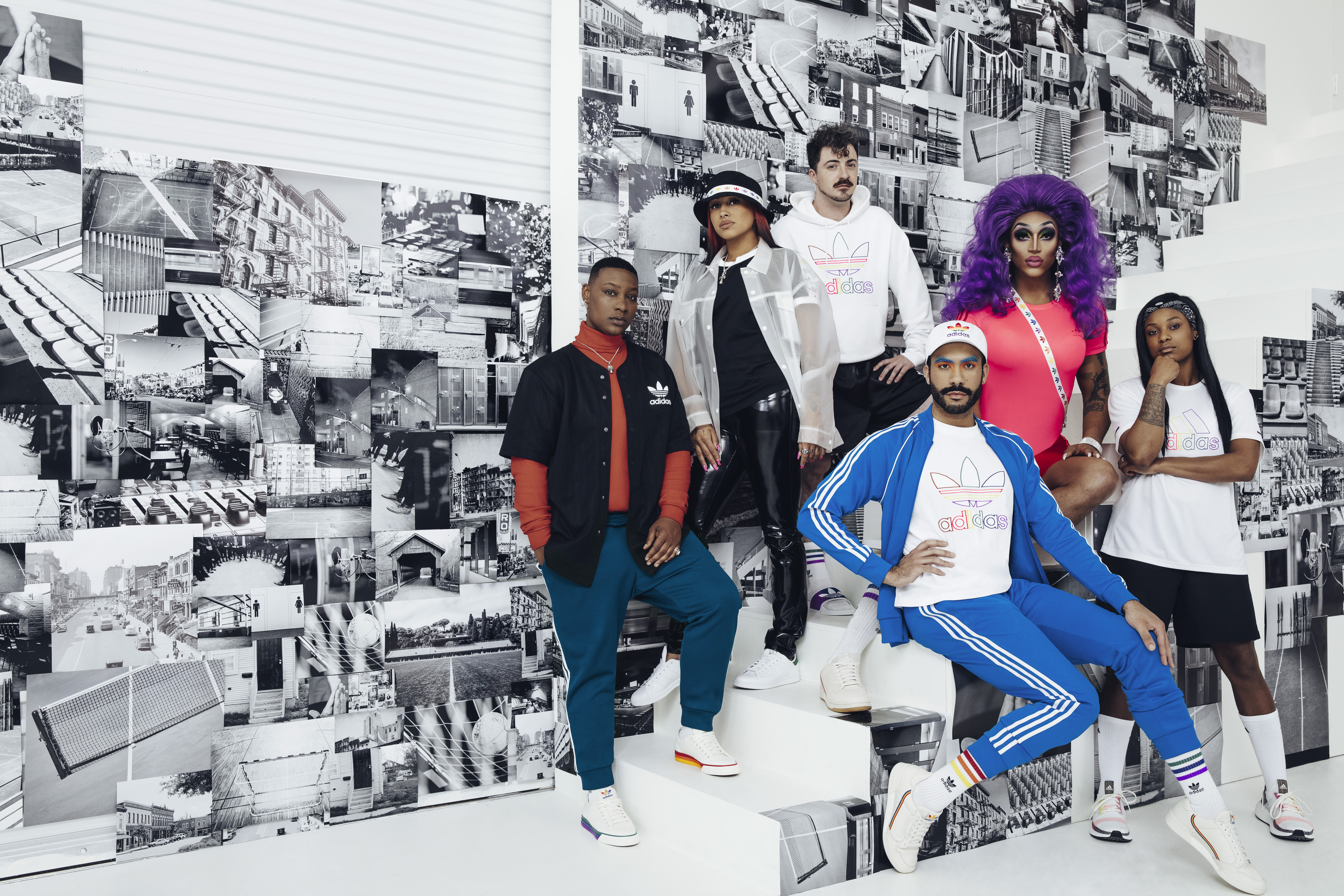 Adidas Pride Campaign By Gay Woman Champions Lgbt People Of Colour