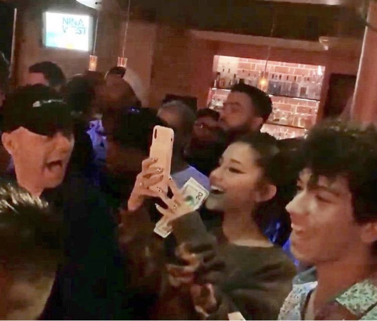 Ariana Grande makes surprise appearance at Texas gay bar