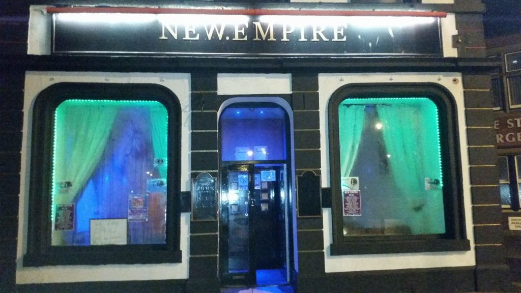 The New Empire pub in Barrow
