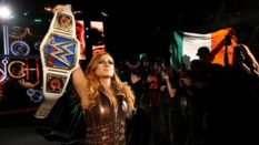Photo of Becky Lynch, WWE Superstar.