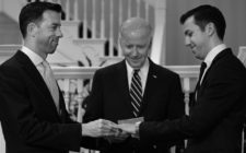 Joe Biden marries gay couple Joe and Brian