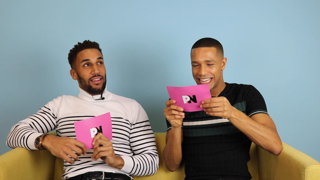 The Bi Life's Ryan Cleary and Michael Gunning do a bisexual test history quiz (PinkNews)