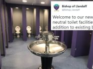 bishop of llandaff toilet 2 with twitter