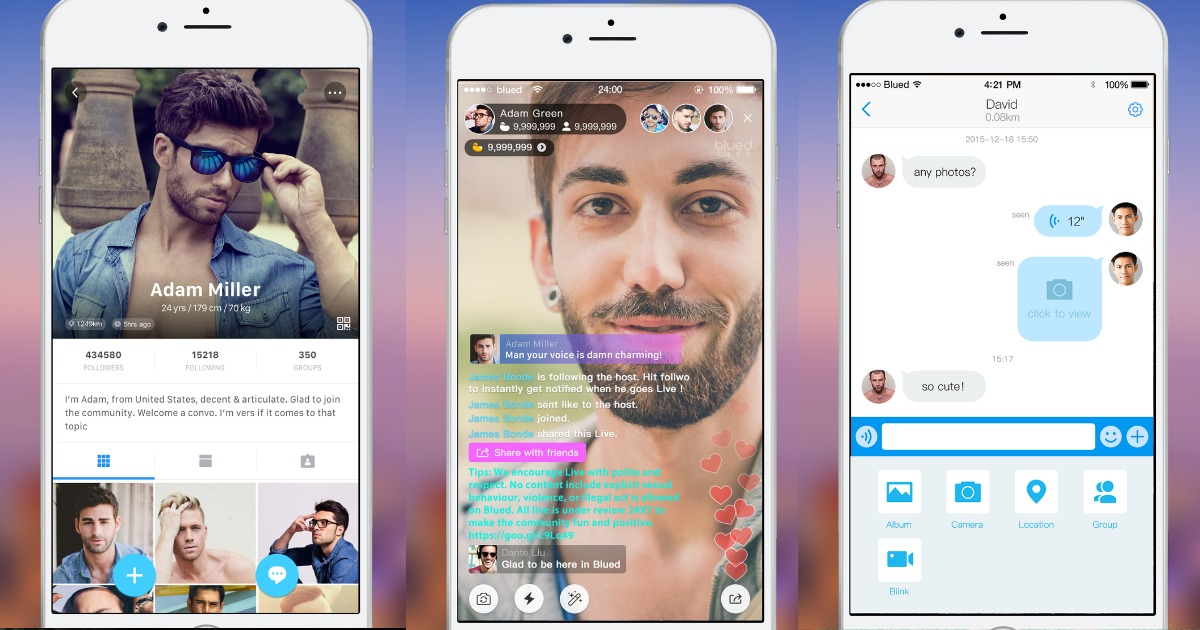 les plus populaires Gay Dating Apps 2015