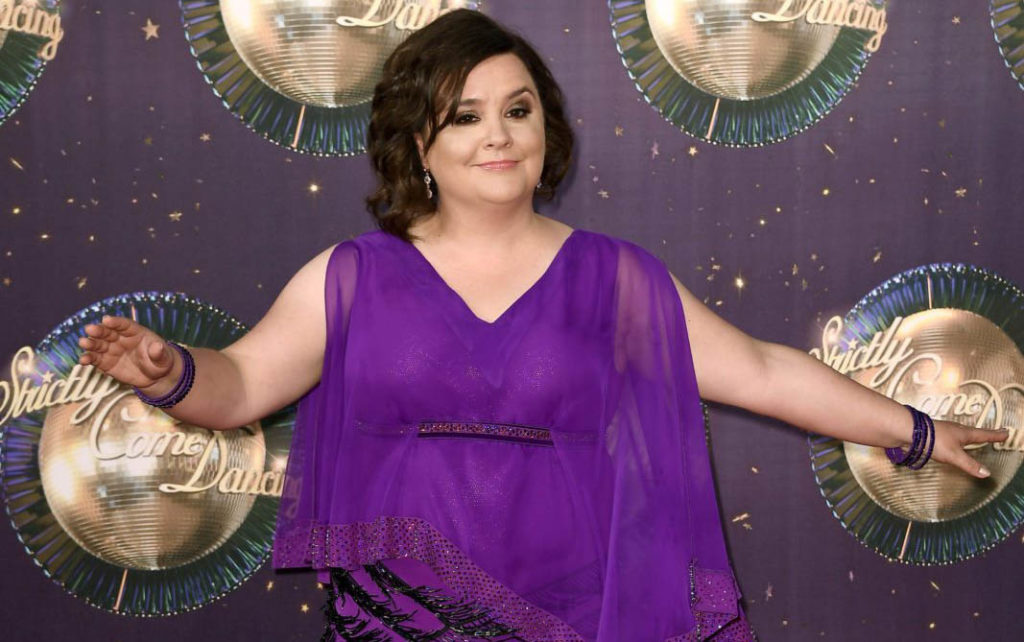 Susan Calman (Gareth Cattermole/Getty Images/Twitter)