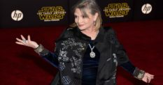 Carrie Fisher (Getty Images)