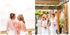 WNBA Chicago Sky Twitter account congratulates players Courtney Vandersloot and Alexandria Quigley on their marriage.