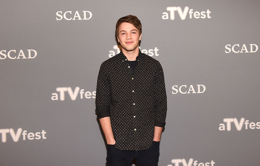 connor jessup films