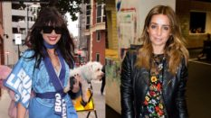Daisy Lowe and Louise Redknapp (Getty Images)