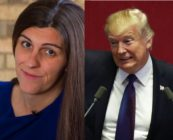 danica roem and donald trump getty