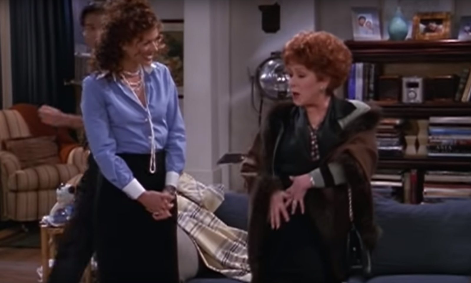 Debbie Reynolds' granddaughter will honour the late star with a touching tribute on Will and Grace