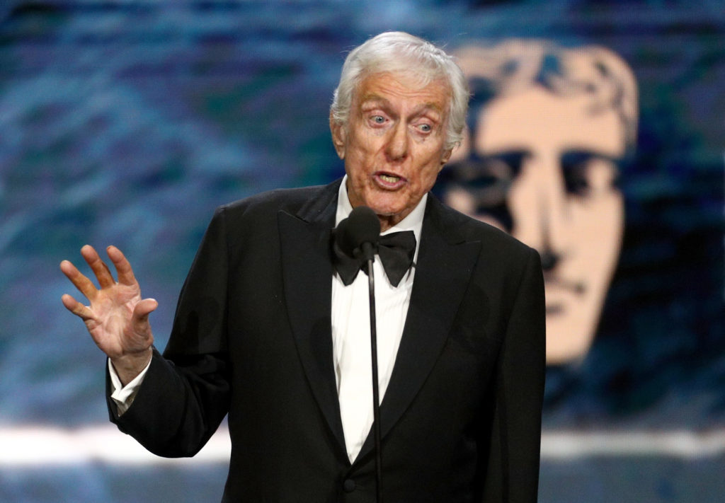 Mary Poppins Returns star Dick Van Dyke