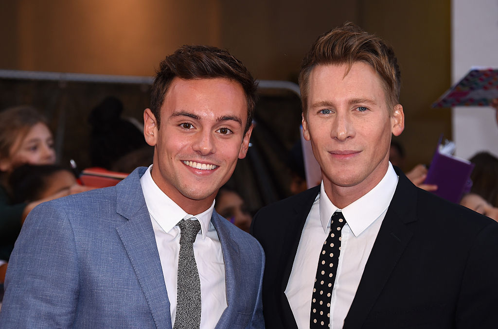 Dustin Lance Black allegedly turned away from Tom Daley dive over buggy