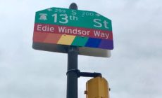 The attack took place in the heart of Philadelphia's gayborhood, where streets are named after LGBT icons like Edie Windsor.