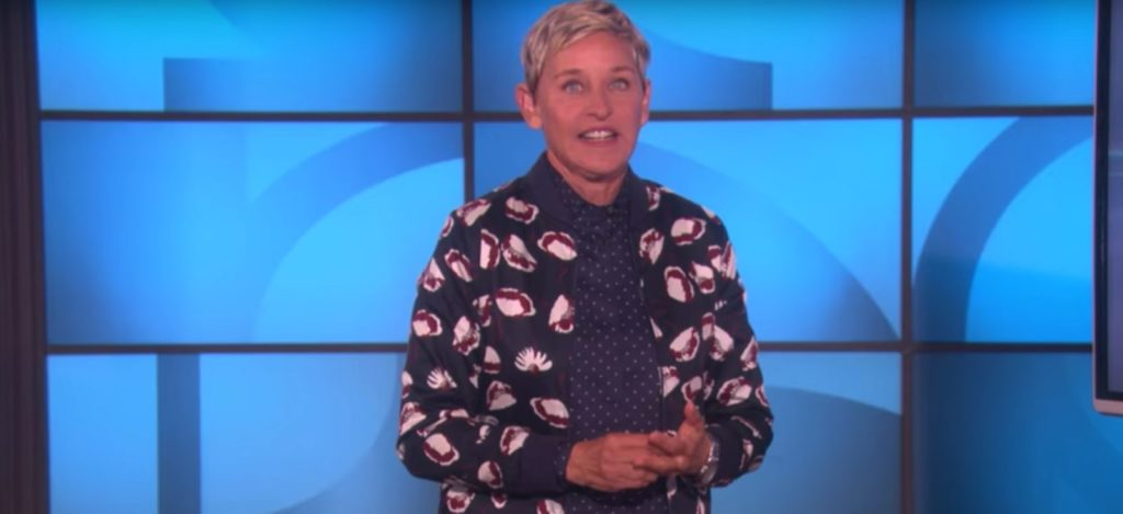 What is a 'butt luge?' Ellen DeGeneres discovers horrifying